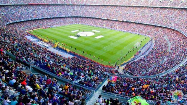 nou camp barcelona futbol