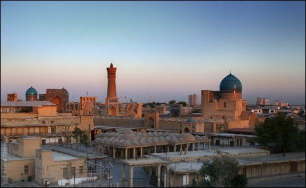 ozbekistan taskent turizm fuari