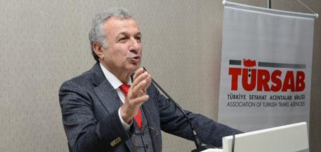 TÜRSAB Başkanı Başaran Ulusoy TGRT Haber'e konuk olacak