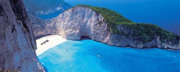 Yunan Adaları Cennet Plajları