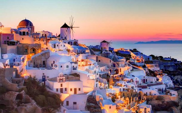 Yunan Adaları Gezi Rehberi, Yunan Adaları Kapıda Vize