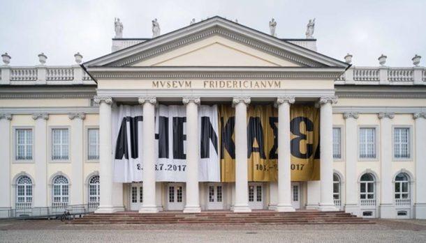 Modern Sanat Sergisi Documenta 14 Atina'da Açıldı