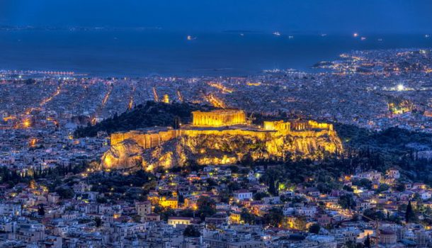 Atina Yunanistan