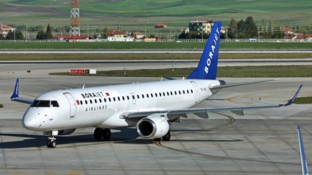 Tüm Uçuşlarını Durduran Borajet'ten İlk Açıklama