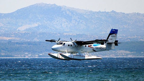 Deniz Uçağı Yunan Adaları Seferleri