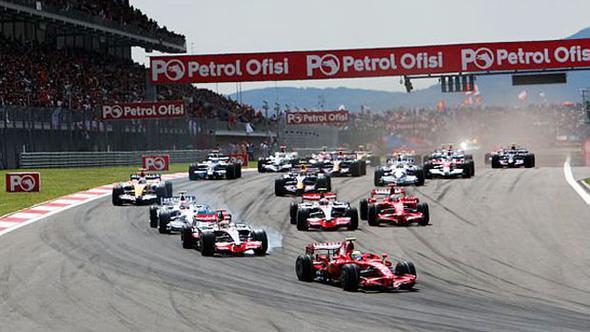 Formula 1 Türkiye İstanbul Park