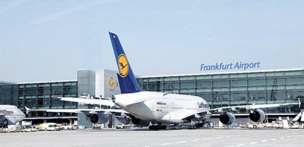 Frankfurt Havalimanı Türkiye Uçuşları