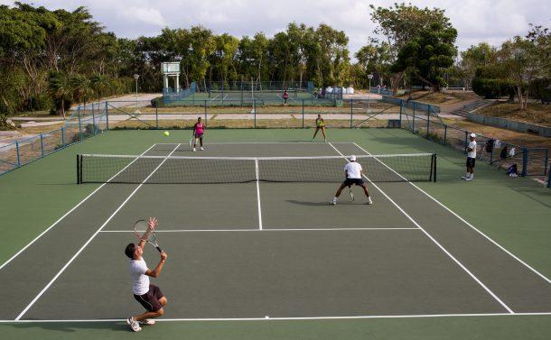 Küba Tenis Alanları