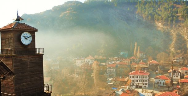 Mudurnu tarihi kent UNESCO dünya mirası kenti oluyor
