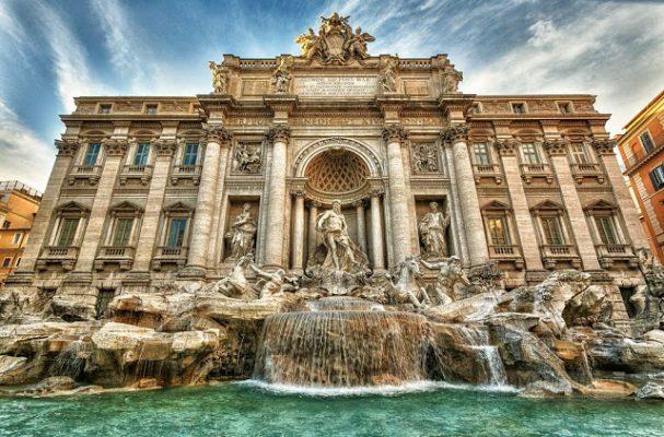 Roma'nın Simgesi Aşk Çeşmesi Bozuk Para Rekoru Kırdı