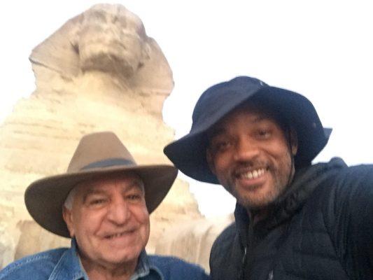 Will Smith Mısır Gezisi