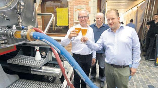Almanya Bira Boru Hattı