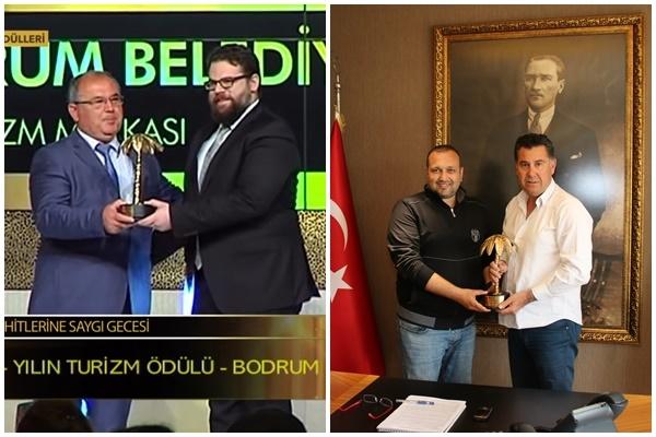 Altın Palmiye Ödülleri Bodrum
