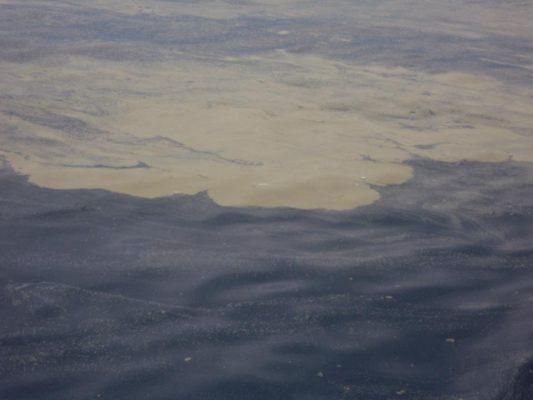 Antalya Konyaltı Deniz Kirliliği