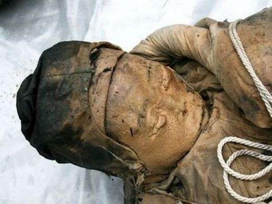 Çin'de Mumya