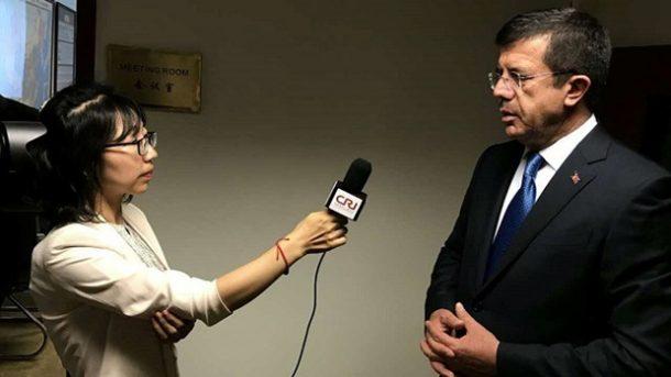 Ekonomi Bakanı: Türkiye-Çin İşbirliğinden Beklentimiz Büyük