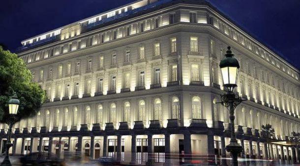 Grand Hotel Manzana Küba