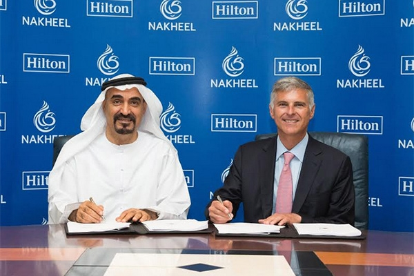 Hilton Nakheel Groups Dubai