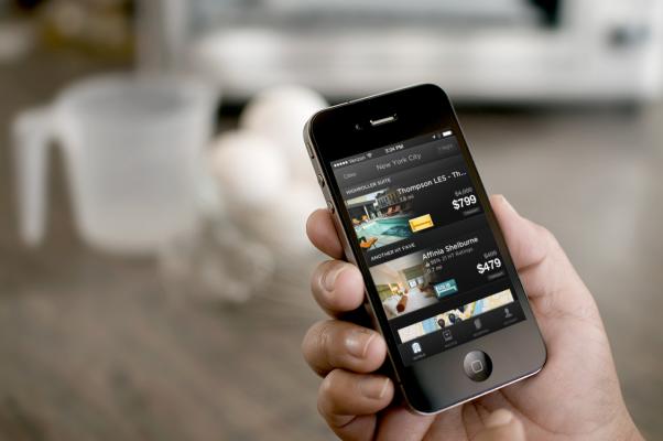 HotelTonight Mobil Uygulama