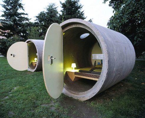 Kanalizasyon Borusu Oteli 3