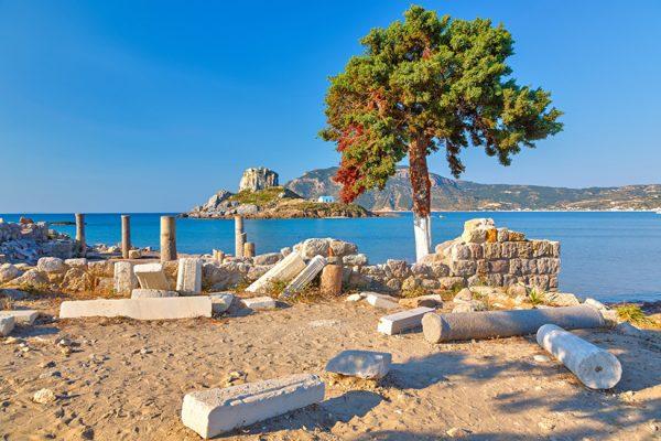 Kos Adası Antik Şehri