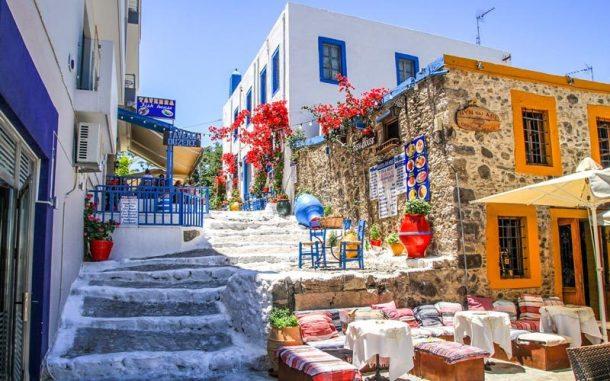 Kos Adası Restoranları