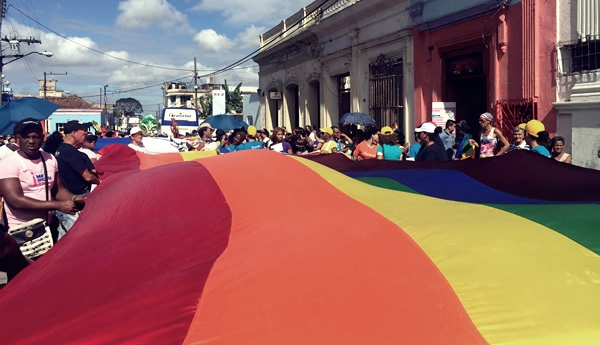 Küba - LGBT Yürüyüşü