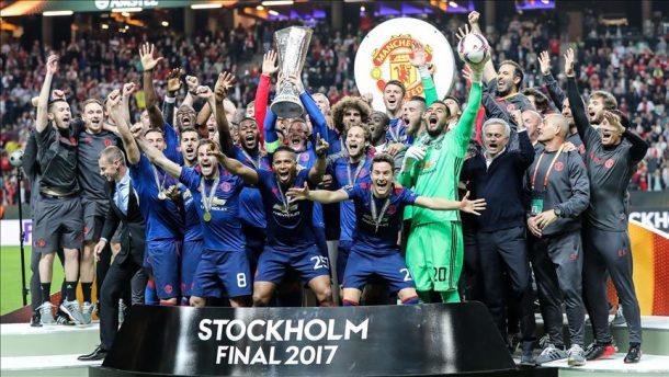 Manchester United UEFA Avrupa Ligi Şampiyonu