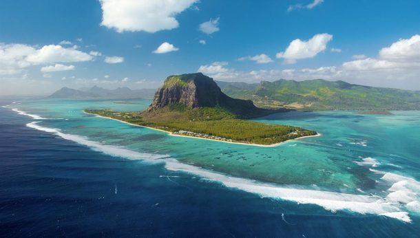 Mauritius, Mauritia Kayıp Kıta
