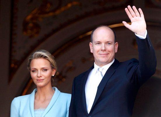 Monaco Prensi Ve Eşi