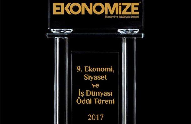 Ekonomi, Siyaset Ve İş Dünyası Zirvesi Ödül Töreni Artık İstanbul'da