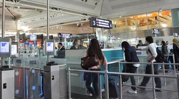Pasaport Kontrolü