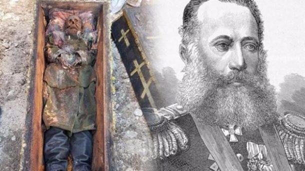 Ardahan'da Bulunan Rus Generalin Pırlantalı Kılıcı Kayıp