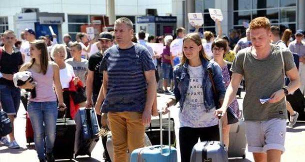 Rus Turist Antalya