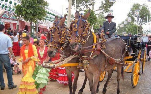 Sevilla Karnavalı