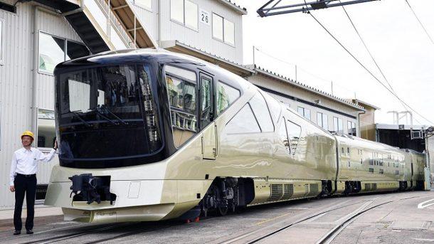 Shiki Shima Lüks tren Japonya
