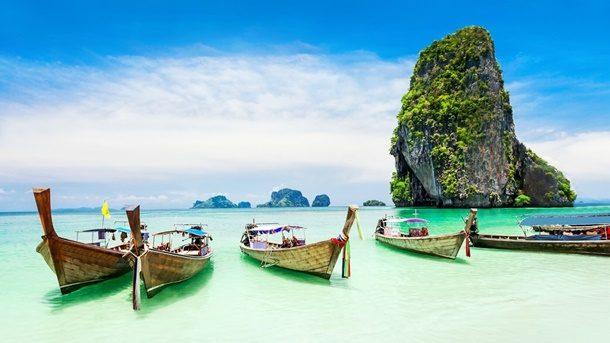 THY Phuket Uçuşlarına Başlıyor