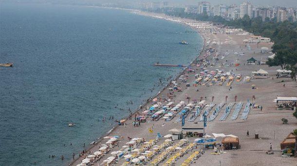 Türkiye Turist Gelirleri Sayısı