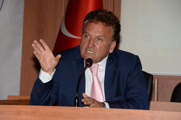 TÜRSAB Hüseyin Baraner
