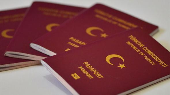 Vizesiz Seyahat İçin Üçüncü Kuşak Pasaport