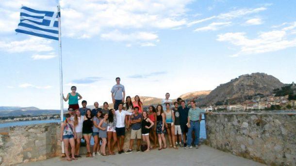 Yunanistanda Eğitim Hayatı