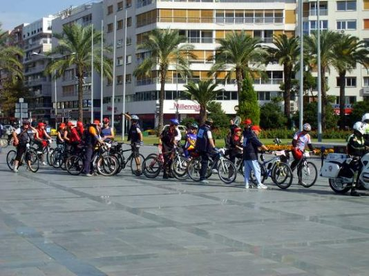Arkas Bisiklet Turu İzmir