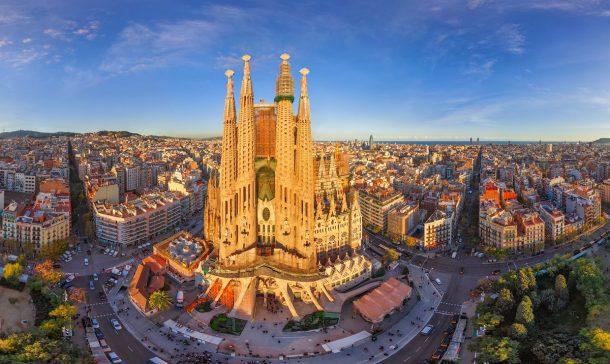 Barcelona İspanya