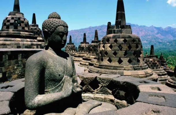 Borobudur Tapınağı