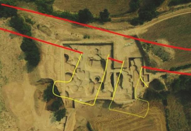 Çin'de En Eski İmparatorluk Sarayı Bulundu