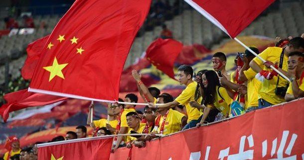 Çin Futbol Ülkesi Olma Yolunda Yatırımlar Yapıyor