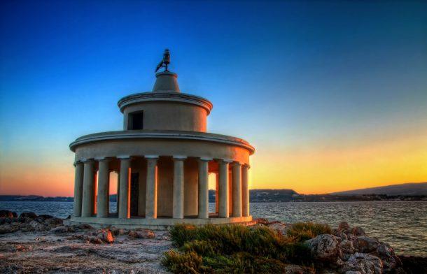 Deniz Feneri Agioi Theodoroi