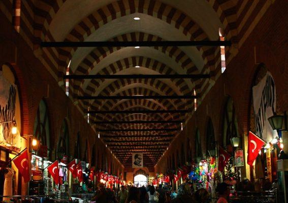 Edirne Kapalı Çarşı