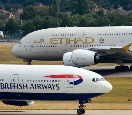 Etihad ve British Airways