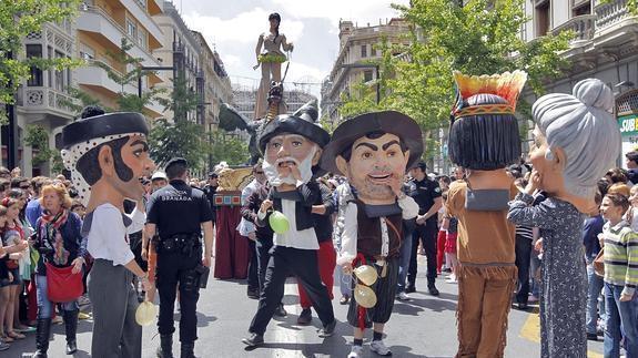 Granada Corpus Christi 3